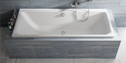 Ideal Standard Connect Air bathtub square