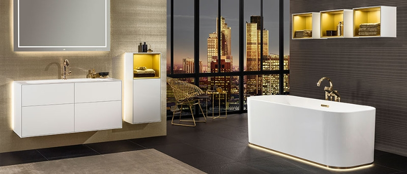 Villeroy & Boch Finion bathroom