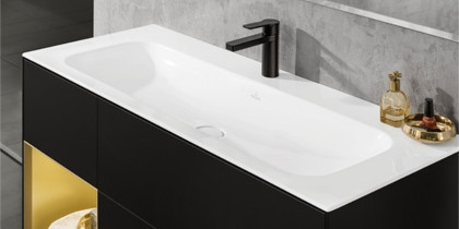 Villeroy und Boch Finion built-in washbasins