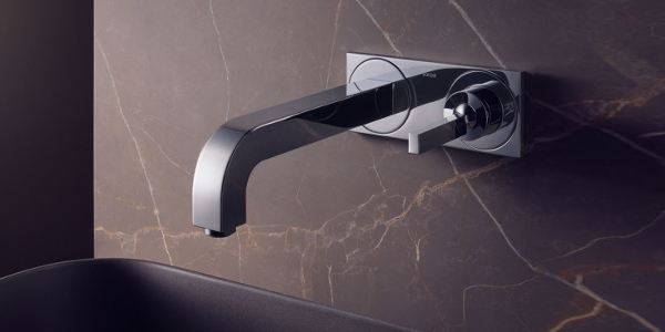 Axor Citterio Wall-Mounted Taps at xTWOstore