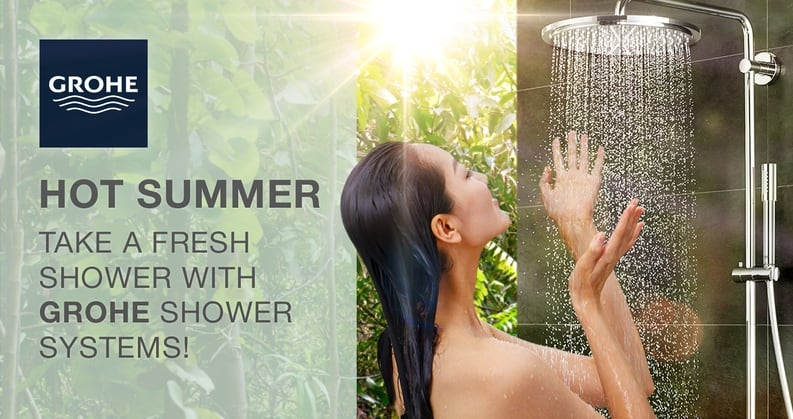 Grohe Hot Summer